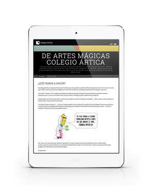 Blogs Ártica - Colegio Ártica