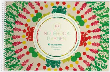 Notebook Garden 5º Primaria - Colegio Ártica