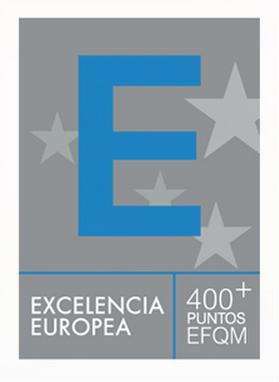 Excelencia Europea 400 puntos EFQM